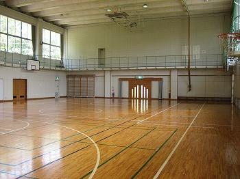 施設案内 牧郷体育館|相模原市