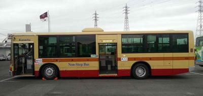 神奈 中 バス 接近